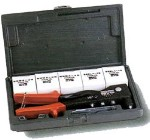 Marson HP-2 Deluxe Hand Rivet Kit with Stainless Steel Rivets