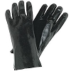 Memphis 6212 Supported PVC Gloves, Single Dipped, Smooth Finish, 12