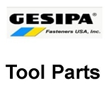 Gesipa 1434958, Gesipa Tool Part, Jaws [3-Pc Set] For Accubird