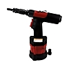 Zipp Air Hydraulic Rivet Nut Tool Spin / Pull / Spin, w/Noses