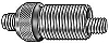 Marson® M34619 Tool Part, Mandrel and Nosepiece 3/8-16 UNC, for 325-RN, 325-RNK Tools