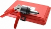 Huck® HK-150A Automotive Aftermarket Version Manual Riveter Tool Kit with Hydraulic Blind Rivet Tool & Inserts