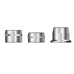 RND HD Huck C6L C6LB-R12-10G Lockbolt Pin; 3//8 Inch Grade 2 Steel 0.500-0.750 Inch GR 0.375 Inch Zinc CLR TRIV ,