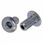 Avdel® NeoSpeed® 57121-04812 Speed Fastener; 3/16 Inch (0.188 Inch), (0.024 - 0.362 Inch Grip), Mushroom Head, Steel, Zinc Finish