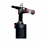 Pop POP ProSet 76004-00003 XT4 Hydro-Pneumatic Blind Rivet Tool with Mandrel Collection System; 3/16 Inch and 1/4 Inch
